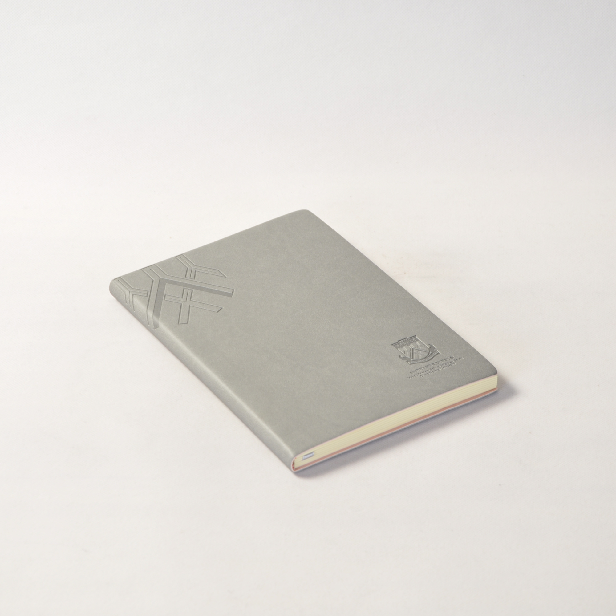 25K custom printed leather notebook and sketchbook