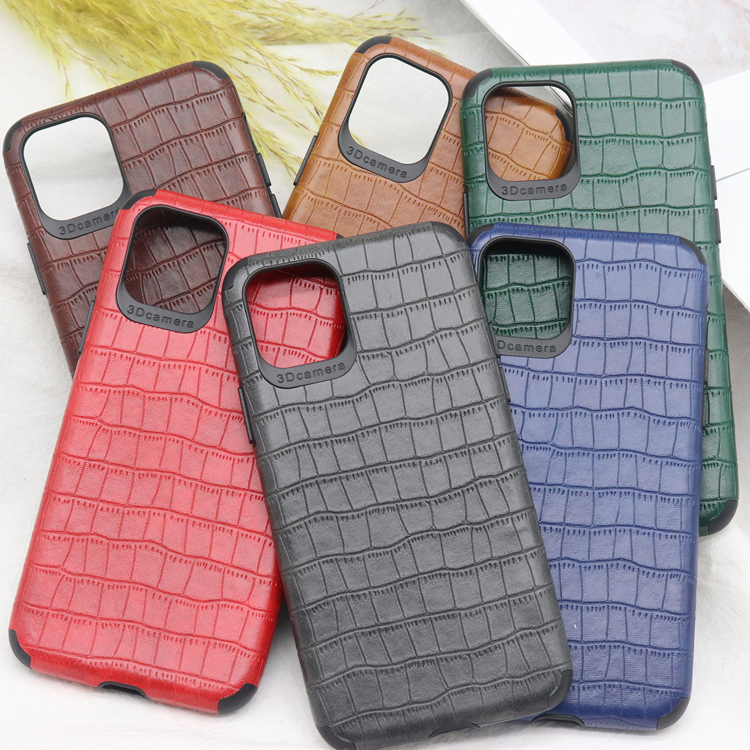 For iphone case snakeskin phone silicone crocodile pattern linen camouflage denim leather grain texture mobile cover capa funda