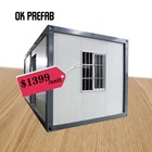 China Expandable Container House Plan School Building Industrial Commervial Building plan in Somalia