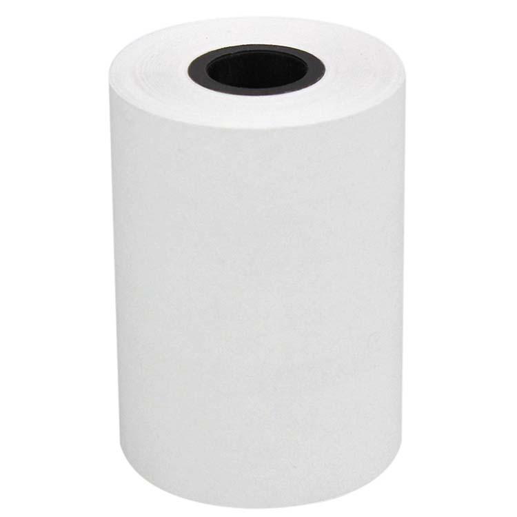 Kaidun hot selling 80*80mm printed thermal paper for cash machine