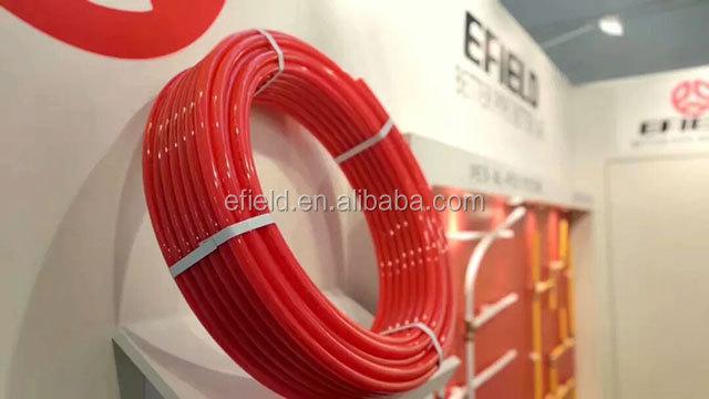 1/2 'PEX кислородный барьер трубы EVOH слой для подогрева пола