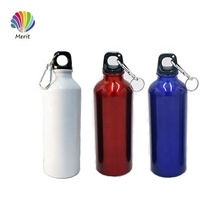 Outdoor Tragbare 500ml Reise Becher Sublimation Sport Aluminium Reise Becher
