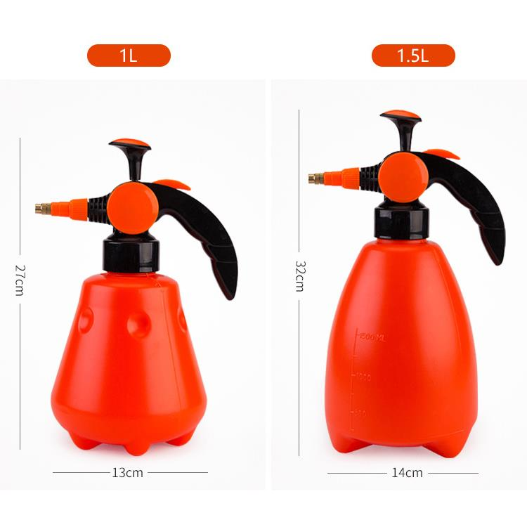 Multi-function Portable High Pressure Garden Trigger Sprayer with Adjustable Nozzle