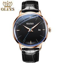 OLEVS мужские часы Топ бренд бизнес автоматические механические мужские часы Топ бренд Роскошные наручные часы Подарки для мужчин(Китай)
