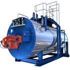 Fire Tube Gas Fired Hot Water Boiler For Heating
