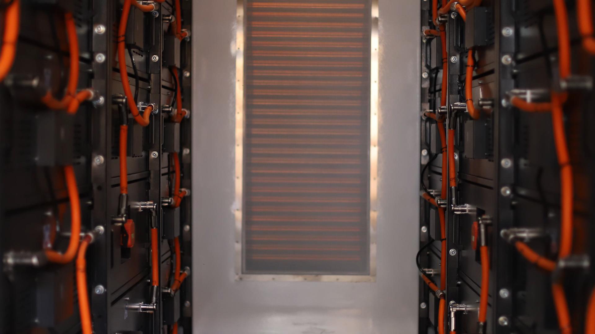 אנרגיה גבוהה ליתיום סוללה אחסון מערכת/ליתיום סוללה קבינט תא 3.2V אנרגיה אחסון כוח מערכת CE TUV מאושר