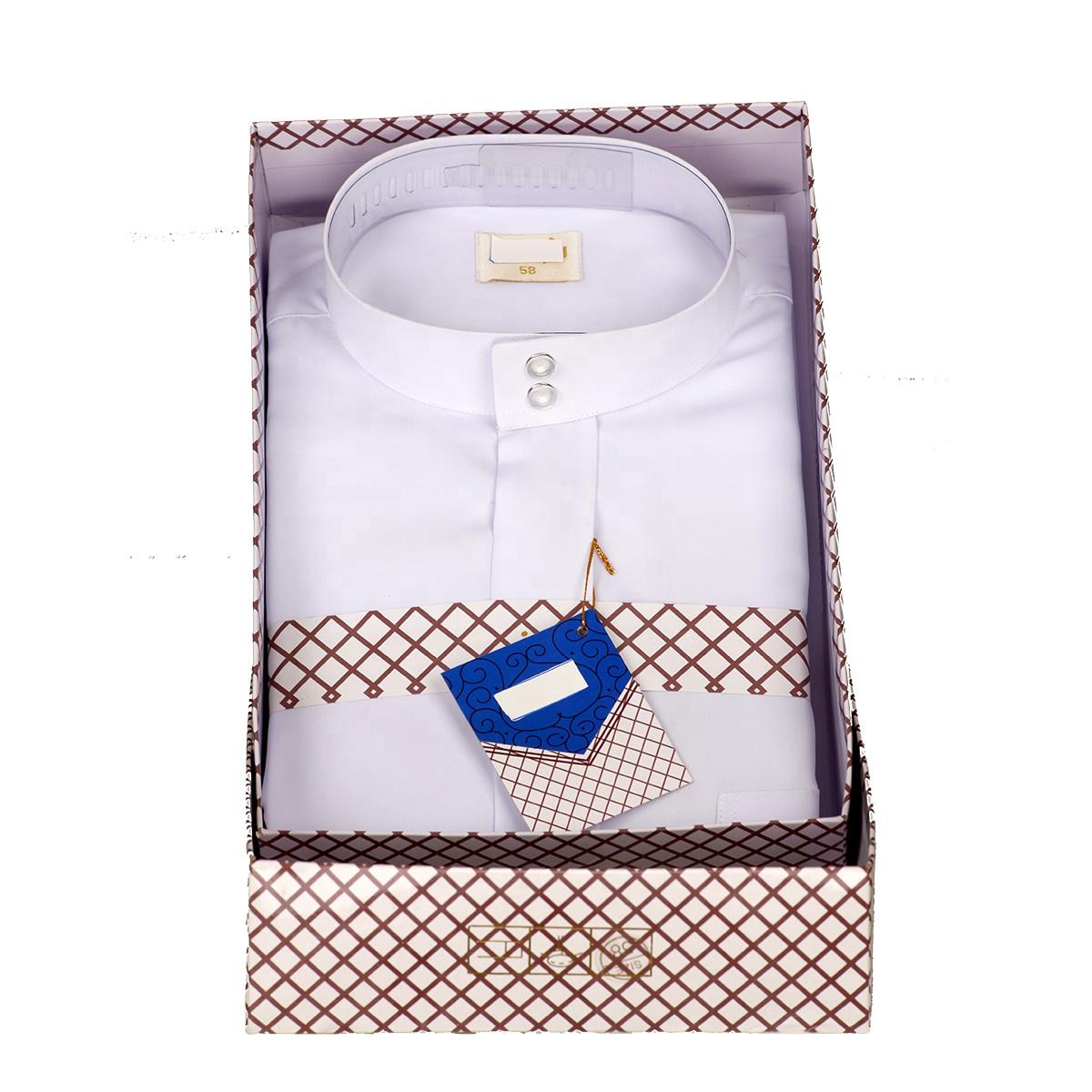 Al ASEEL Thobe, Daffah Thawb 100%Polyester Fabrics, Saudi Arabian Robes