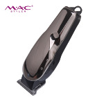 High quality gold fashion compact hair clippers are very easy to carry