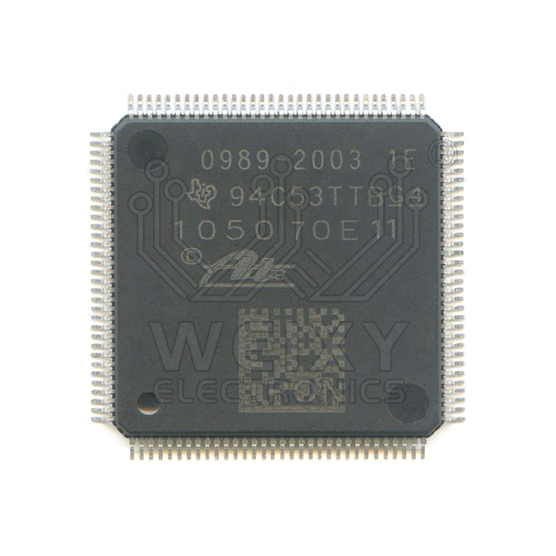 0989-2003.1E 105070E11 chip use for automotive ABS ESP