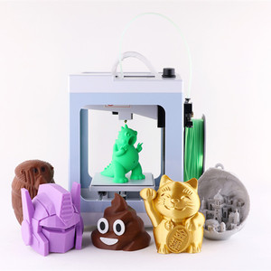 China Manufactory 3 d printer from direct factory