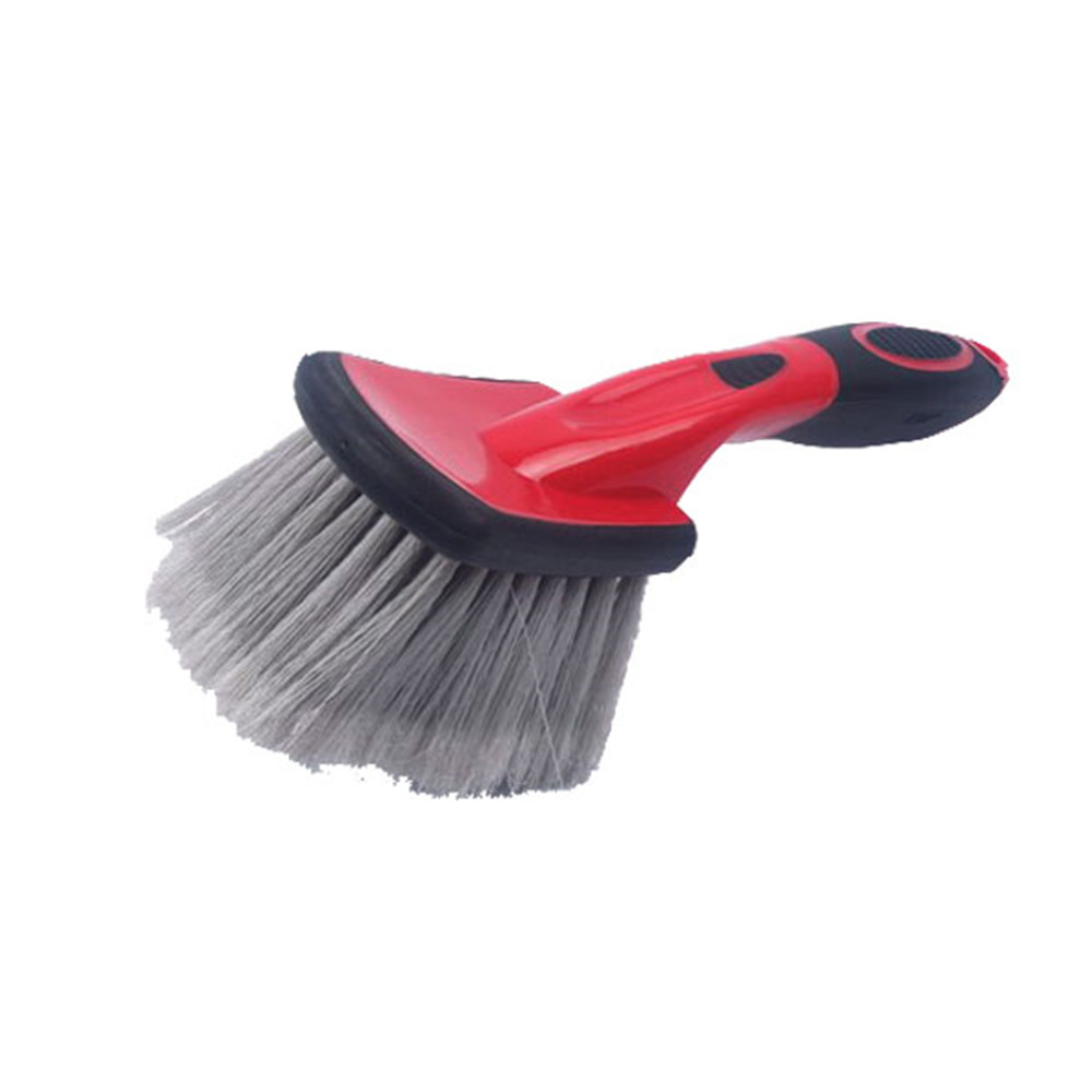 Carrand 93077 8 Car Wash Brush Head with Label