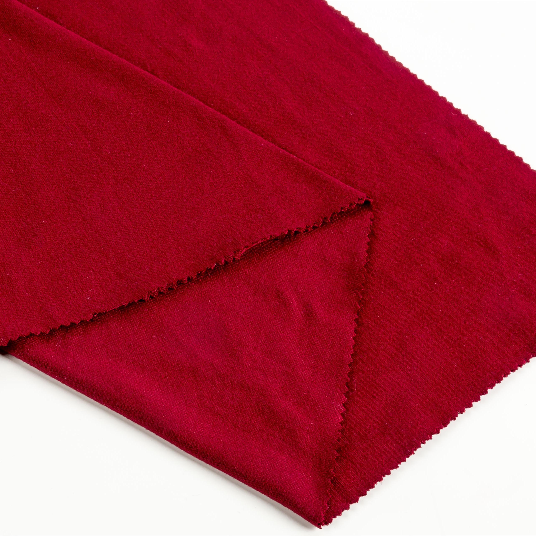 Hot sale 100D 170GSM Milk silk fiber fabric for dress