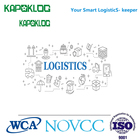 fast reliable shenzhen guangzhou shanghai ocean sea freight forwarder shipping to East London by Kapoklog