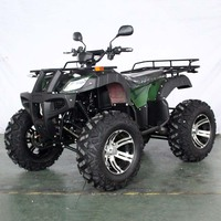 Adults 4000w 60v 4x4 72v four wheeler electric atv from China