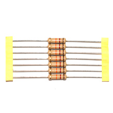 High resistance 100M ohm Carbon film resistor