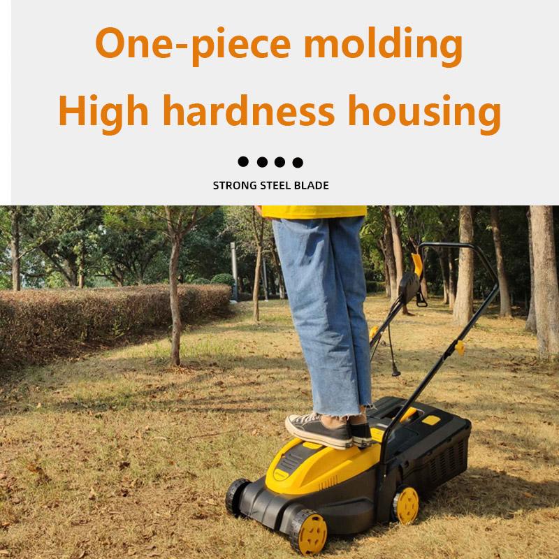 Yongkang UPSPIRIT Hand Push Electric Lawn Mower Factory