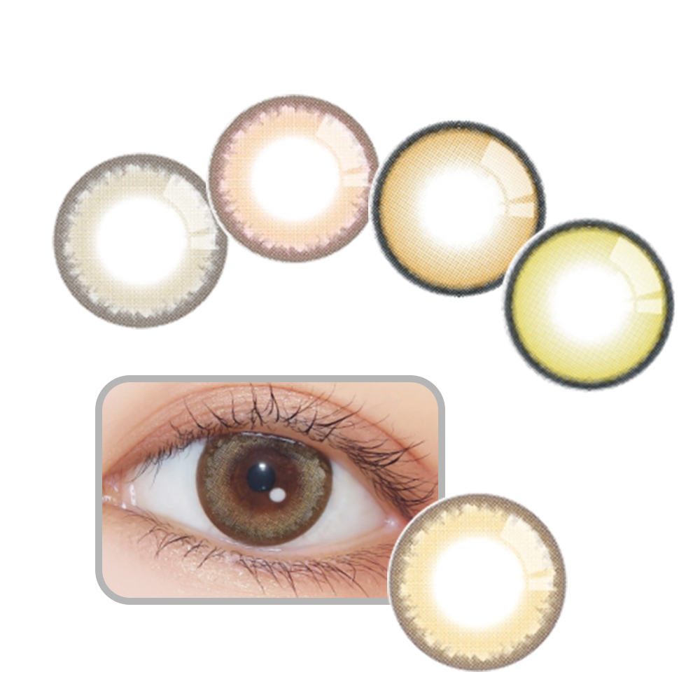 Wholesale cheap Colored eye freshgo natural contact lenses for korea