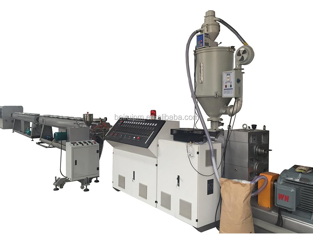 12 Meters/min (20-75 مللي متر) طاعون المجترات الصغيرة الأنابيب الصغيرة آلة تصنيع الإنتاج