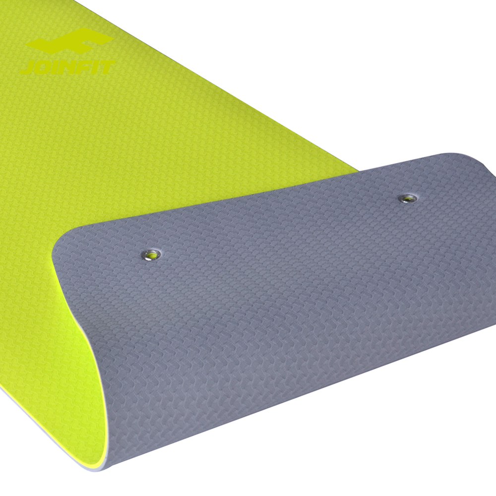 Pvc Yoga Mat Travel With Holes Tpe Yoga Mat Wholesale View Yoga Mat Travel Joinfit Product Details From Suzhou Joinfit Trading Co Ltd On Alibaba Com