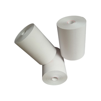New design BPA free thermal custom paper preprinted double layer thermal sticker paper  rolls