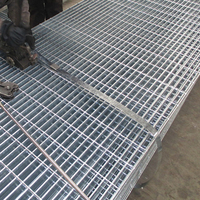 Hot Dipped Galvanized Steel Grating For Construction Material