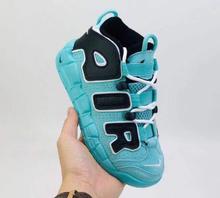 Nike Airmore Uptempo детская Баскетбольная обувь детская обувь AA1554(Китай)