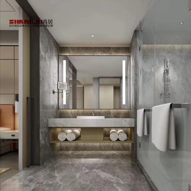 104 65' 72 Inch Vanity Mirror With Lights Modern Style Bathroom Vanity Cabinets