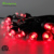 IP65 Christmas Decoration RGB Chasing S14 LED String Light Weatherproof Garden Outdoor Fairy Light, Weddings, Events Party Light