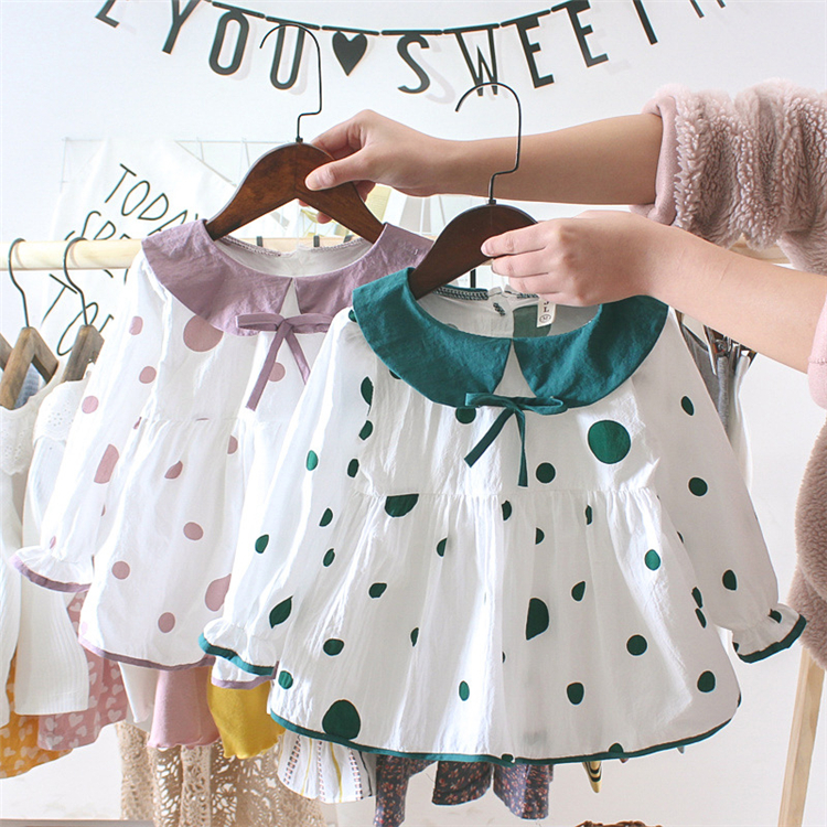 1-3 years baby girl lace fashion big bow dress baby girl dresses children clothing dress