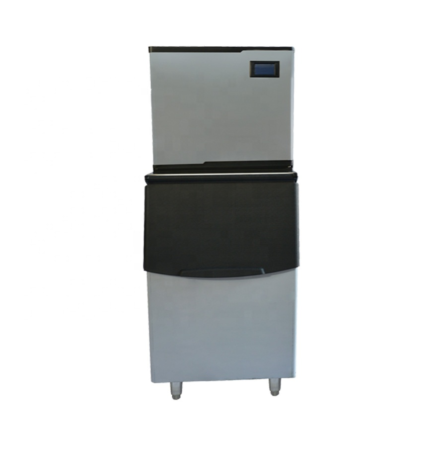 Warranty OEM ODM Factory Sale Quality Square Ice Cube Machine 500kg Ice Maker
