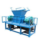 2 shaft shredder iron scrap shredder