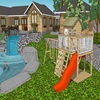 Dream design kid play house