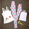 kid pant only Flamingo Sublimation