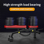 Incline Decline Bench Gym Equipment Press Foldable Adjustable Workout Gym Equipment Fitness Weight Incline Decline Bench Press