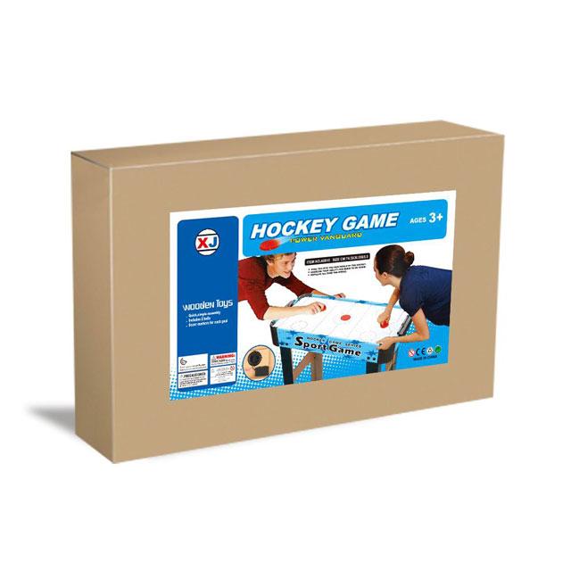Высокое качество Деревянные игрушки воздушный хоккейный стол Крытый СПОРТ игра производство для продажи