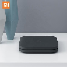 ТВ-приставка Xiaomi Mi TV Box S 4K HDR Android TV 8,1 Ultra HD 2G 8G WIFI Google Cast Netflix телеприставка Xiaomi Mi TV Box
