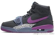Высокие кроссовки Nike Air Jordan Legacy 312 Desert Camo для мужчин и женщин, мужские спортивные кроссовки AV3922-126()