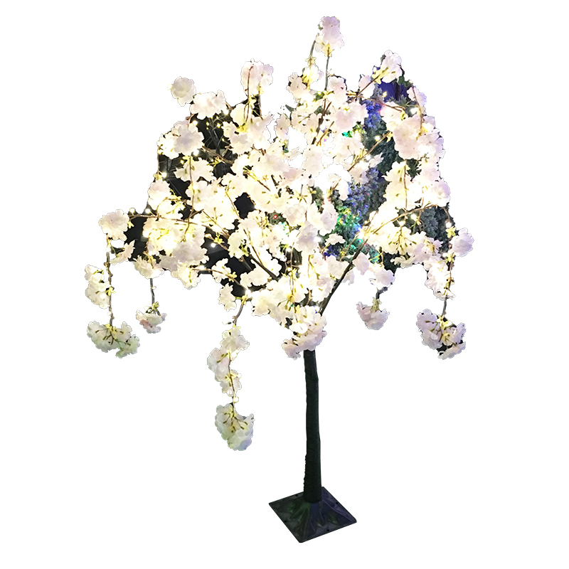 wholesale  Artificial Cherry Blossom Tree wedding  tree for party decoration christmas tree