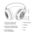 2020 RTS OEM Custom Logo Big Loud Sound Quality Low MOQ Active Noise Cancelling Adjustable Wireless Bluetooth Headphones