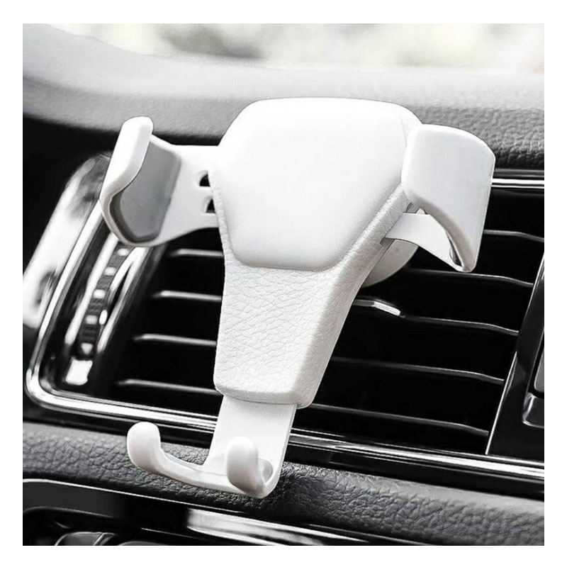 Car accessories universal rotary gravity car air vent cell phone holder stand