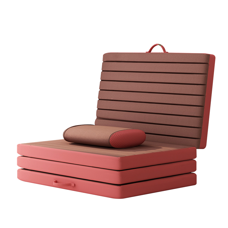Plegable a habitación de espuma individual y doble tamaños sofá cama plegable suave fina masaje colchón de la cama de plegado precio