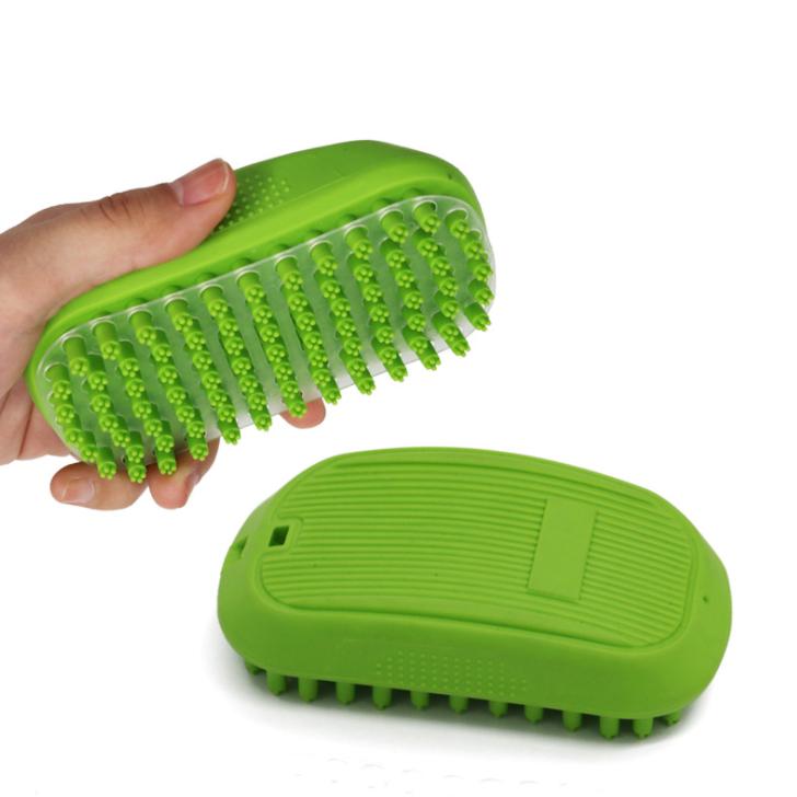 Силиконовые Зубы спа массаж косметический набор кистей для щетка для собак и кошек