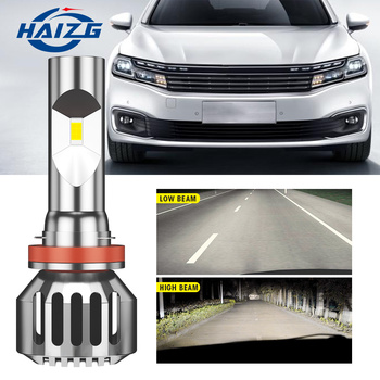 auto lighting system 10000lm 6500K auto headlight led H1 H4 H7 9005 9006 car h4 led headlight bulbs