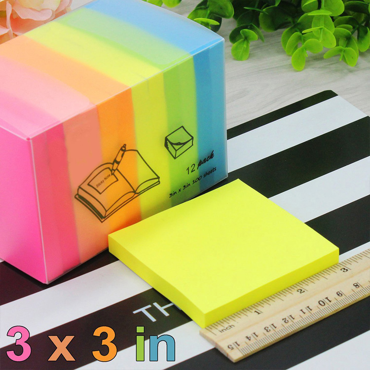 Myway Gift Set Custom Memo Pad Sticky Notes