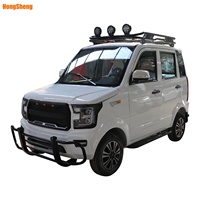 adult mini electric car with silent motor