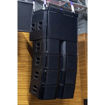 212 cheap passive pa loudspeaker pro audio dj sound system two way dual 8 inch professional line array speakers