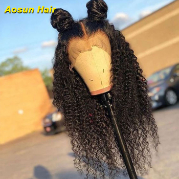 Glueless Full Lace Brazilian Human Hair Wig, Unprocessed 100% Human Hair Full Lace Wig, Natural Human Hair Wig For Black Women