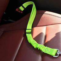 Durable Nylon Adjustable Size Safety Leash Leads Car Pet Dog Seat Belt