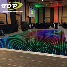 China <span class=keywords><strong>leverancier</strong></span> verkoop gevoelige witte led dance floor oplaadbare met digitale video <span class=keywords><strong>effect</strong></span>