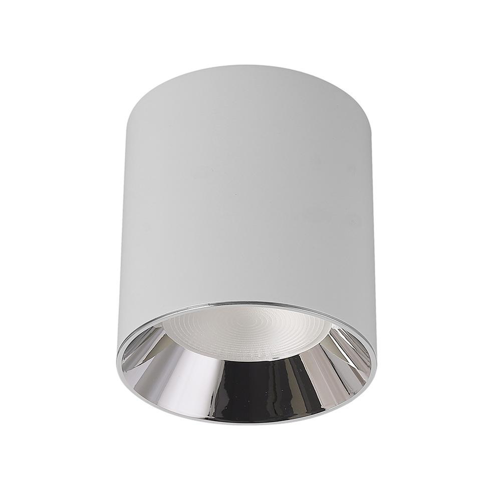 factory direct sale good quality modern ceiling led downlight round aluminum body 7W COB led surface mounted downlight
